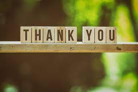 With Gratitude: A #ThankYouThursday Tradition