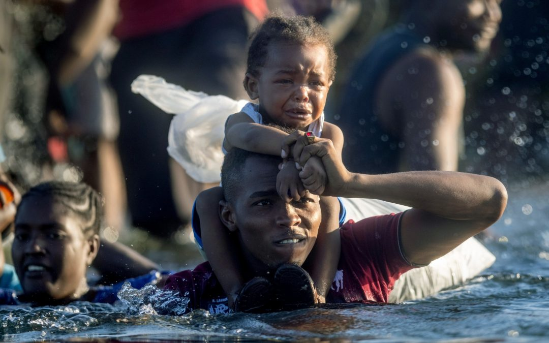 On Haiti, Humanity and Holding a Mirror to Ourselves, and the World